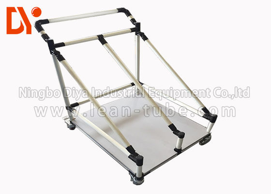 Turn Over Pipe Mobile Tool Cart, Alat Mekanika Keranjang Long Service Life