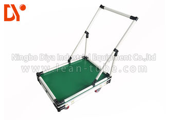 Alat Bengkel Mobil Trolley Cart, Hand Push Workshop Trolley Cart