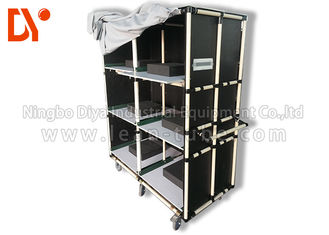 Profil Aluminium Tote Cart Turnover Trolley Anti - Rust Robust Design