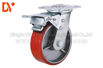 Roda Trolley Swivel Profesional Daur Ulang Spesifikasi Rust High Performance