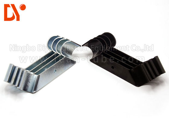 Recycling Metal Stainless Pipe Clamp Glossy Surface Long Service Life